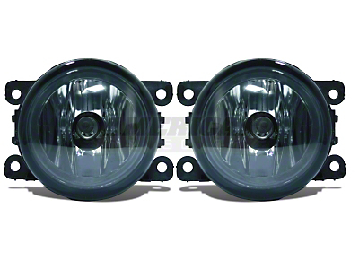 Mustang Stock Replacement Fog Lights - Pair (05-09 V6 Pony Package)