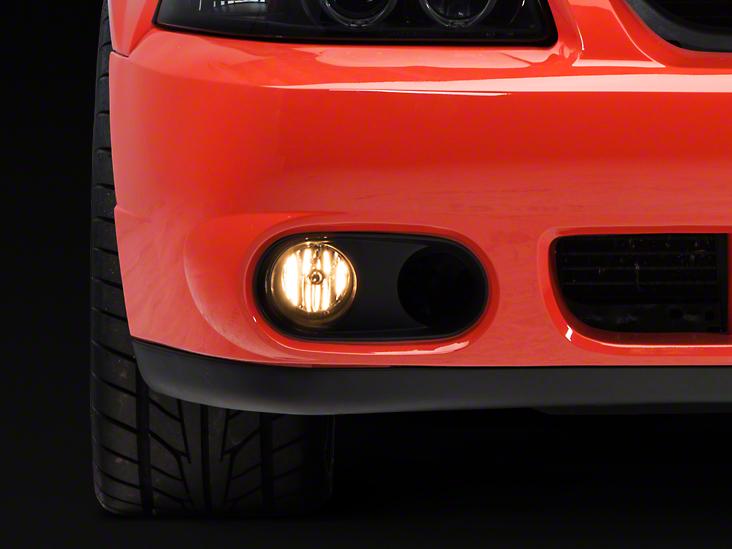 Replacement Fog Light - Left Side/Right Side (03-04 Cobra)