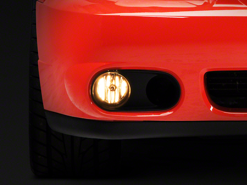 Axial Replacement Fog Lights - Pair (03-04 Cobra)