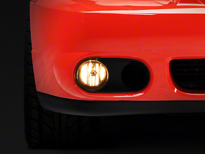 Replacement Fog Lights - Pair (03-04 Cobra)