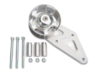 Metco Motorsports Auxiliary Idler Pulley Kit - Double Bearing (07-14 GT500)