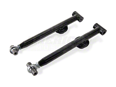 AJE Racing Adjustable Rear Lower Control Arms (79-04 All; Excludes 99-04 Cobra)