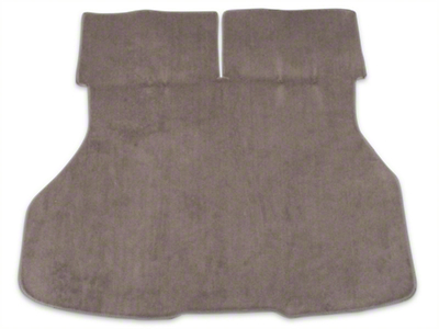 Replacement Hatch Carpet - Smoke Gray (87-89 All)