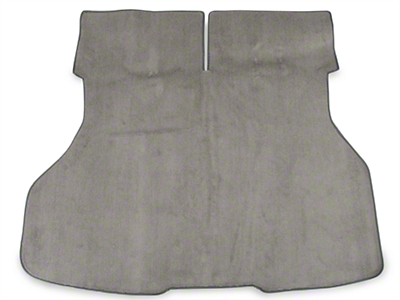 Replacement Hatch Carpet - Titanium Gray (87-93 All)