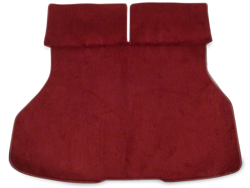 Replacement Hatch Carpet - Red (87-93 All)