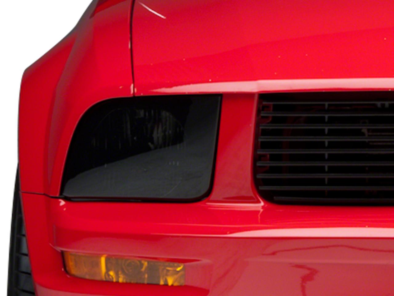 Smoked OE Style Headlights (05-09 GT, V6)