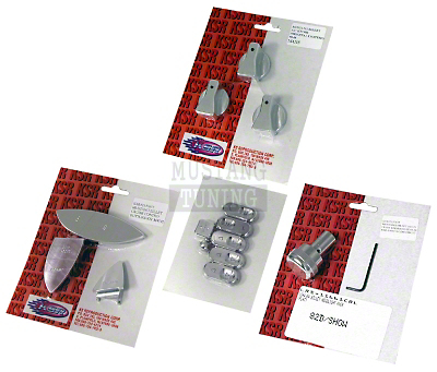 Interior Billet Starter Kit (97-04 Convertible)