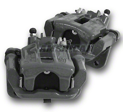 Ford Racing Black Cobra Calipers (Rear Pair)