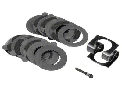 Add Ford Performance Traction - LOK Rebuild Kit w/ Carbon Discs - 8.8 in.