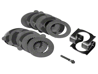 Ford Racing Traction - LOK Rebuild Kit w/ Carbon Discs - 8.8 in. (86-14 V8; 11-14 V6)