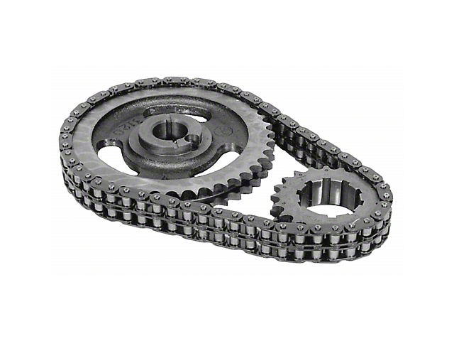 Ford Racing Timing Chain Set - Cast Iron Sprocket (289, 302, 5.0L, 351W)