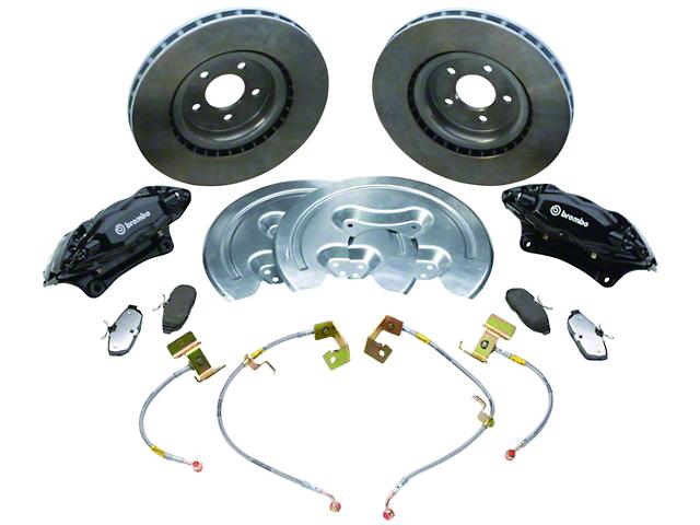 Ford Performance SVT Front Brake Upgrade Kit (05-14 GT, V6)