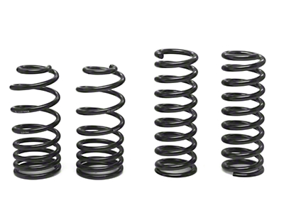 Ford Racing Lowering B-Springs - Coupe & Convertible (79-04 GT, V6, Mach 1; 93-98 Cobra)