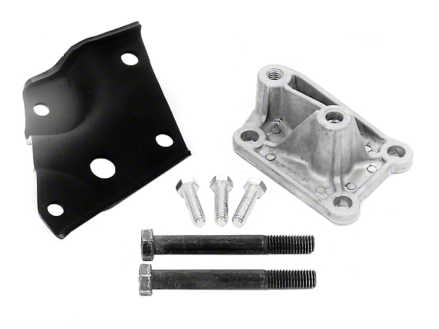 Ford Racing A/C Delete Kit (85-93 5.0L)