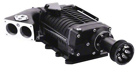 Ford Racing Supercharger Upgrade Kit - Black (03-04 Cobra)