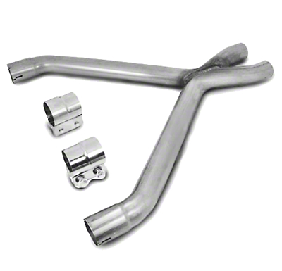 Ford Racing Cut and Clamp X-Pipe (11-14 V6)