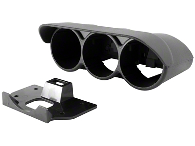 Ford Racing BOSS Gauge Pod (05-14 All)