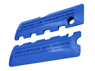 Ford Racing BOSS 302 Coil Covers - Blue (11-16 GT, BOSS, GT350)