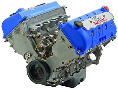 Ford Racing 4.6 4V Aluminator Long Block for Supercharged Applications