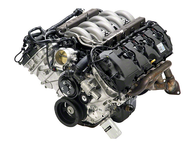 Ford performance coyote 5 0 4v 412hp mustang crate engine m 6007 m50 free shipping