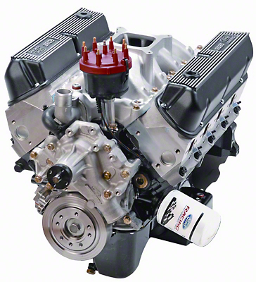 Ford Racing Boss Block 347ci 450HP Rear Sump Crate Engine