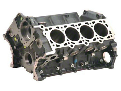 Ford Racing Boss Modular 5.0L Engine Block