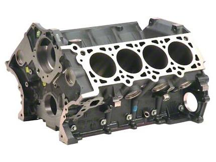 Ford Racing Boss Modular 5.0L Engine Block