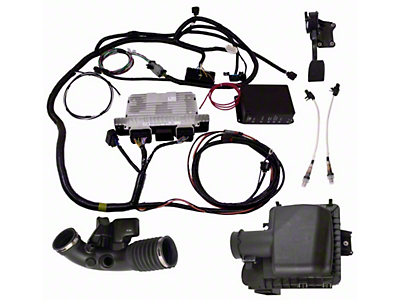Ford Racing Coyote 5.0L 4V Crate Engine Control Pack - Manual Transmission (11-14 GT)