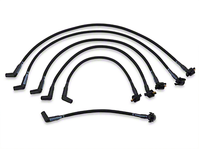 Performance Distributors Livewires 10mm Spark Plug Wires - Black (94-98 V6)