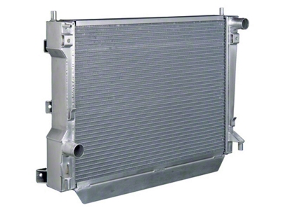 Ford Racing Aluminum Radiator (05-14 GT, 12-13 BOSS)