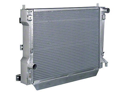 Ford Racing Aluminum Radiator (05-12 GT)