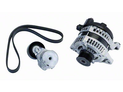 Ford Racing Coyote' 5.0L 4V Alternator Kit (11-12 GT)