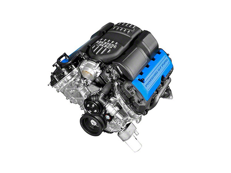 Ford Performance Mustang Boss 302 5 0l Crate Engine M