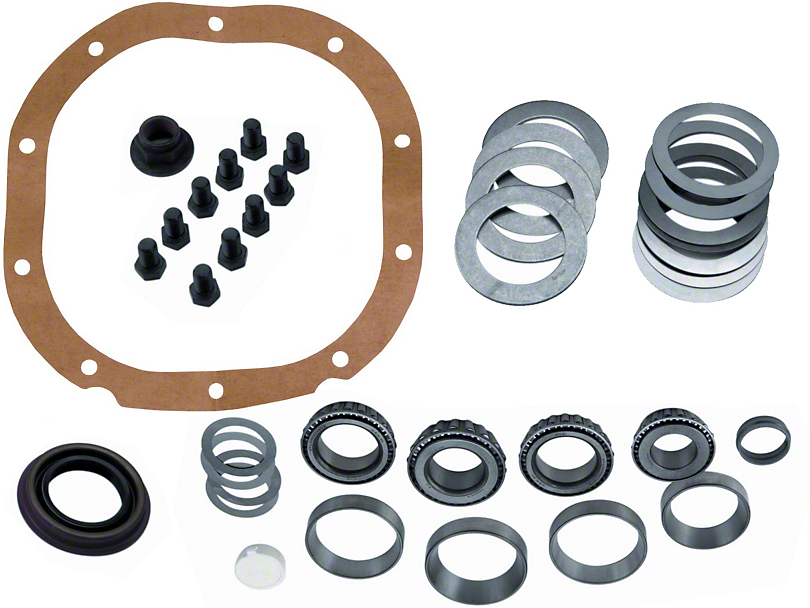 Ford Performance Ring & Pinion Installation Kit - 8.8in IRS (99-04 Cobra)