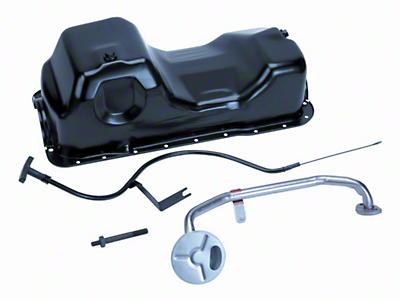 Ford Racing 5.0L Oil Pan Kit (79-95 5.0L)