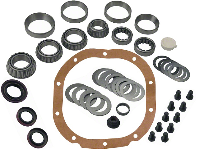 Ford Racing Ring & Pinion Installation Kit - 8.8in Solid Rear (86-04 V8)