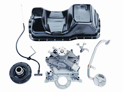 Ford Racing 5.0L Fox Conversion Kit