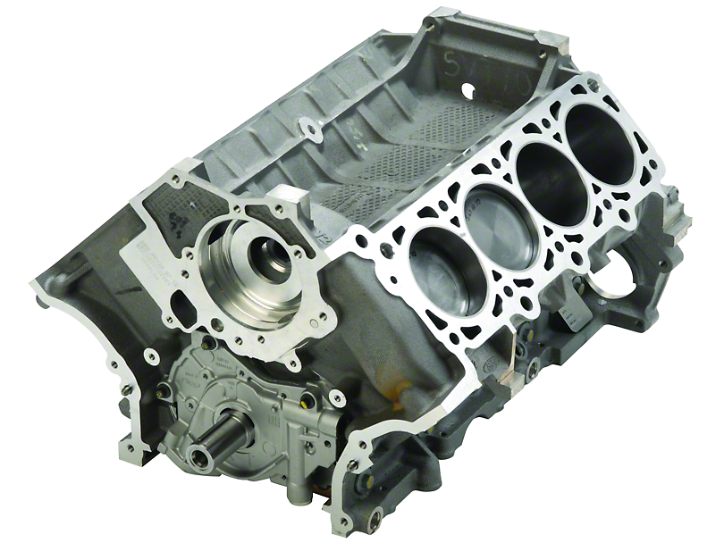 Ford Racing 4.6 4V Aluminator Short Block for Supercharged Applications