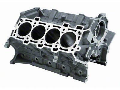 Ford Racing 5.0L 4V Aluminum Engine Block - 11-12 Production Block