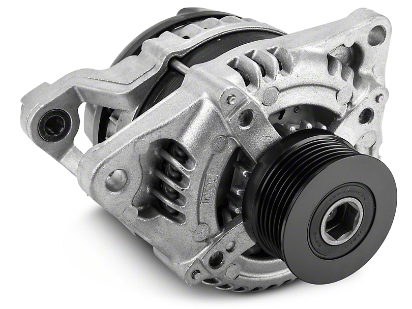 Ford Racing Mustang Boss 302 Alternator Kit (11-14 GT)