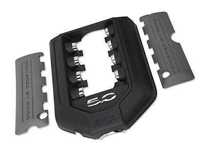 Ford Racing 5.0L Plenum Cover Kit (11-14 GT)