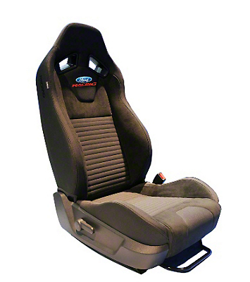 Ford Racing Recaro Race Seats - Pair (11-Mid 12)