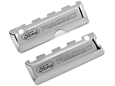 Ford Racing Chrome Coil Covers (11-15 GT, Boss)