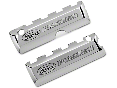 Ford Racing Chrome Coil Covers (11-14 GT, Boss)