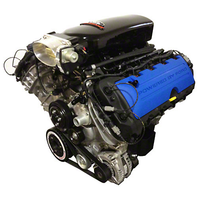 Ford Racing Naturally Aspirated Cobra Jet Engine