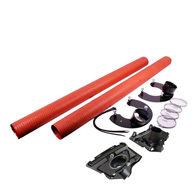Ford Racing Boss 302 Brake Duct Kit (13 Boss, 13-14 Brembo)