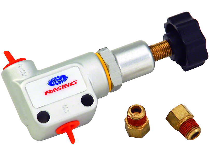 Ford Racing Adjustable Rear Brake Proportioning Valve (79-93 5.0L)