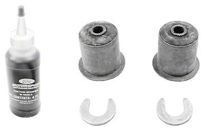 Ford Racing Rear Upper Axle Bushings (79-04 All, Excludes IRS)