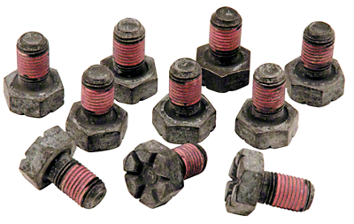 Ford Racing Differential Ring Gear Bolts - 8.8 in. (86-14 V8; 11-14 V6)