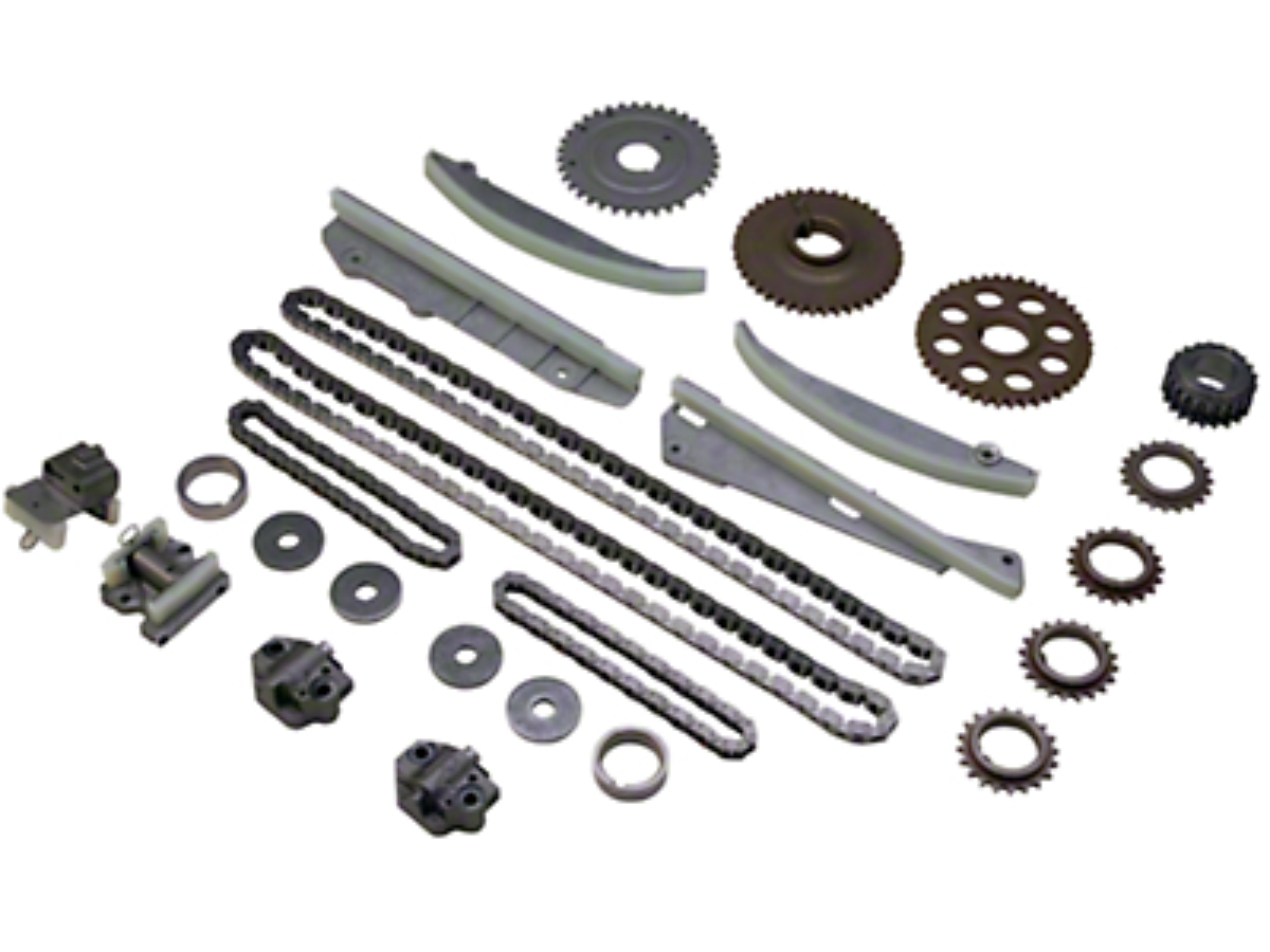 Ford Racing Camshaft Drive Kit - Aluminum Block Applications (96-04 Cobra; 03-04 Mach 1)
